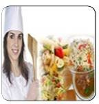Ebook cover: Food Recipes For Working Womens
