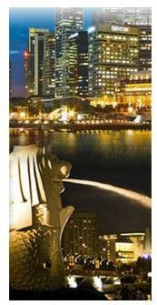 Ebook cover: Singapore: A Complete Travel Guide