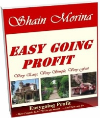 Ebook cover: Easy Going profit