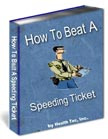 Ebook cover: How To Beat A Speeding Ticket