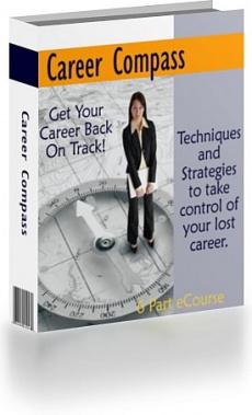 Ebook cover: Career Compass