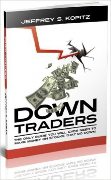 Ebook cover: Down Traders Guide Book