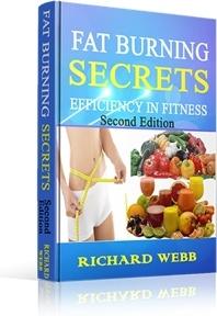Ebook cover: Fat Burning Secrets