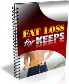 Ebook cover: Fat Loss For Keeps