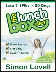 Ebook cover: Lunch Box Diet System