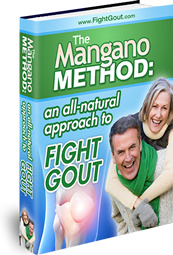 Ebook cover: Fight Gout