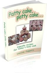 Ebook cover: Patty cake, patty cake...