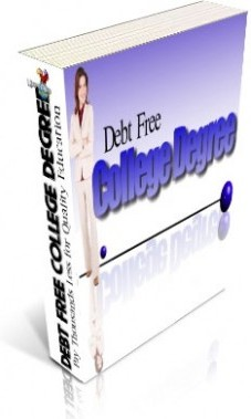 Ebook cover: SECRET COMPLETELY FREE SCHOLARSHIP SEARCHES