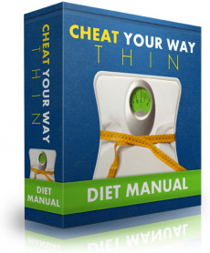 Ebook cover: The Cheat Your Way Thin Complete Program
