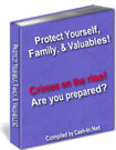 Ebook cover: Protect Yourself, Family, & Valuables!