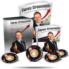 Ebook cover: Forex Crescendo EA