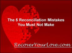 Ebook cover: The 5 Reconciliations Mistakes to Avoid