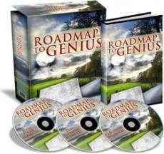 Ebook cover: Roadmap To Genius