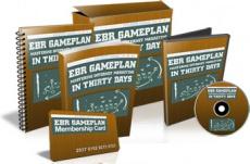 Ebook cover: EBR GAMEPLAN Warrior