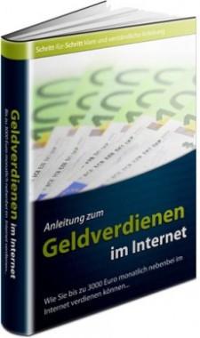 Ebook cover: Anleitung zum Geldverdienen