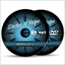 Ebook cover: Curso Entrenamiento -Domina Tu Tiempo- 30 días   4 MODULOS
