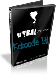 Ebook cover: Kaboodle It!