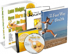 Ebook cover: Vibrant Health Master Cleanse Download Pack