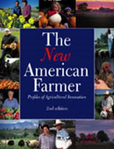 Ebook cover: The New American Farmer