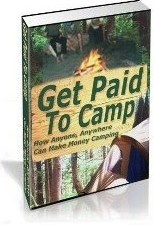 Ebook cover: Get Paid To Camp