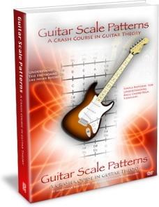 Ebook cover: Guitar Scale Patterns