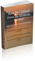 Ebook cover: How do I Detach From my Alcoholic Spouse?