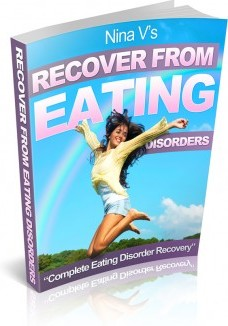 Ebook cover: How to Recover From an Eating Disorder