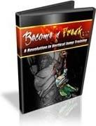 Ebook cover: Become A Freak