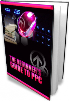 Ebook cover: The Beginners Guide to PPC