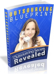 Ebook cover: Outsourcing Blueprint