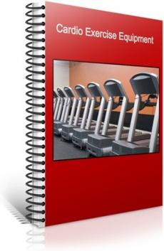 Ebook cover: Cardio Exercise Equipment