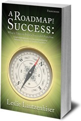 Ebook cover: A Roadmap for Success: What it Takes to Build a Successful Franchise