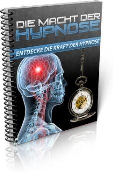 Ebook cover: Die Macht der Hypnose