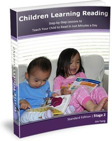 Ebook cover: Children Learning Reading- Stage 2