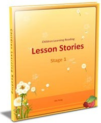 Ebook cover: Stage 1 Lesson Stories