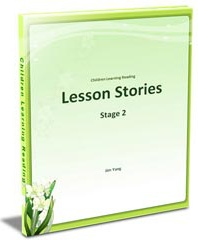 Ebook cover: Stage 2 Lesson Stories