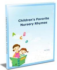 Ebook cover: Children's Favorite Nursery Rhymes
