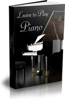 Ebook cover: Learn to Play Piano
