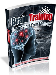 Ebook cover: Brain Training