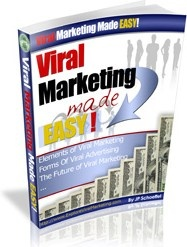 Ebook cover: Viral Marketing Made Easy