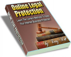 Ebook cover: Online Legal Protection