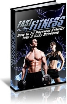Ebook cover: Fast Fitness