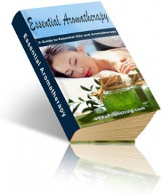 Ebook cover: Essential Aromatherapy