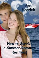 Ebook cover: How to Survive a Summer Romance (or Two)