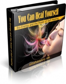 Ebook cover: You Can Heal Yourself