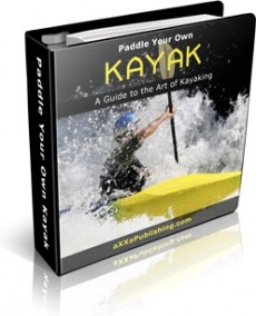 Ebook cover: Paddle Your Own Kayak