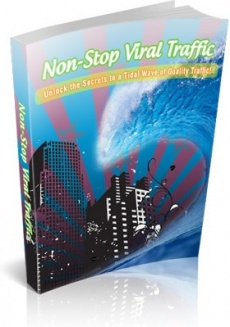 Ebook cover: Non-Stop Viral Traffic