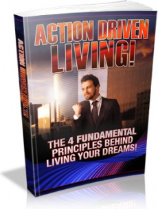 Ebook cover: Action Driven Living