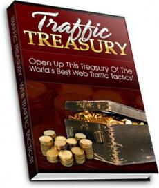 Ebook cover: Traffic Treasury:  Killer Traffic Generation Strategies