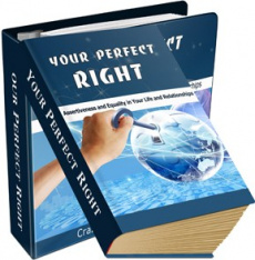 Ebook cover: Your Perfect Right
